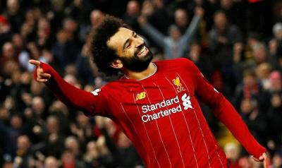محمد صلاح ولاعبي ليفربول يسيطرون على تشكيل الأسبوع المثالي في دوري أبطال أوروبا (شاهد)