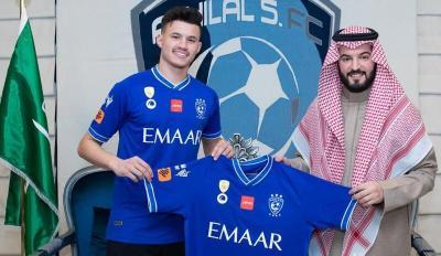عبدالله الحمدان يخوض آخر مباراة مع الشباب قبل الانتقال إلى الهلال - الملاعب اليوم