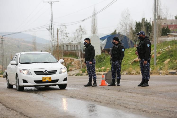إغلاق محافظة القدس لمدة أسبوع اعتبارا من صباح غد