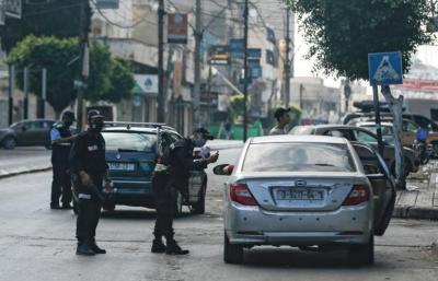 الداخلية بغزة تتحدث عن إجراءات (كورونا) وتأمين الانتخابات