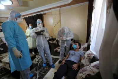 الصحة تكشف حصيلة الإصابات والوفيات بفيروس (كورونا) بغزة
