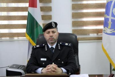 اللواء صلاح يتحدث عن خطة الشرطة بغزة لتأمين العملية الانتخابية في القطاع