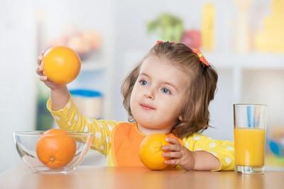 فوائد الفواكه للأطفال تعرفِ عليها باختصار للجسم
