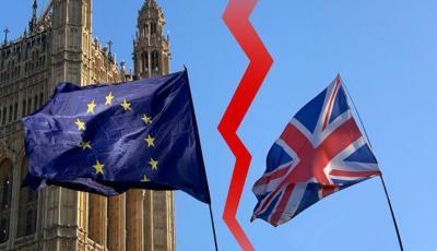 تراجع حاد في التجارة بين بريطانيا والاتحاد الأوروبي