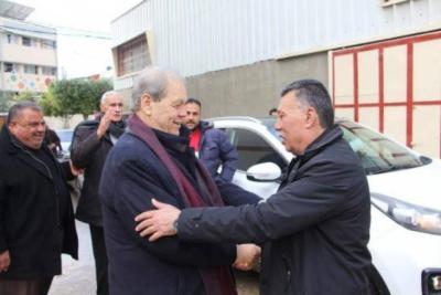 إياد نصر يكشف مهمة وفد اللجنة المركزية الذي وصل غزة اليوم