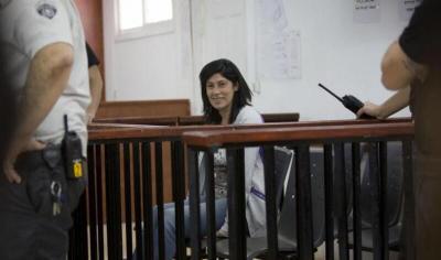 الحكم بالسجن عامين على خالدة جرار يتصدر العناوين العبرية
