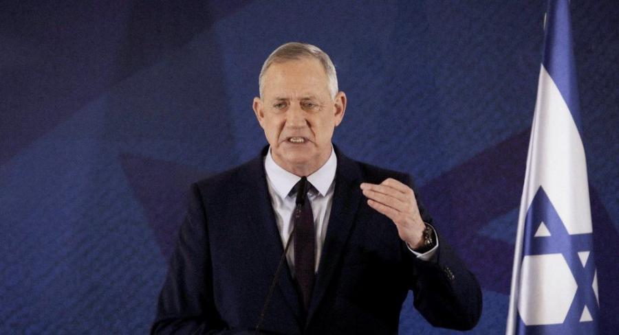 غانتس: نواصل استعداداتنا لضرب المواقع النووية الإيرانية