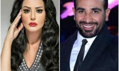 محكمة الإسكندرية تلزم أحمد سعد بدفع مبلغ لطليقته سمية الخشاب