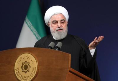 روحاني: مستعدون لاتخاذ خطوات لرفع العقوبات الأميركية