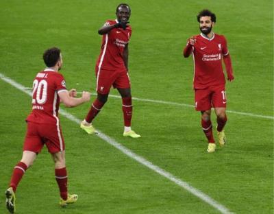 ليفربول يتأهل للدور المقبل من دوري أبطال أوروبا