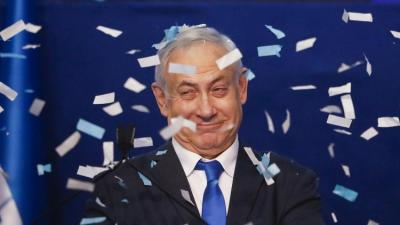 نتنياهو: الإمارات ستقوم باستثمار 10 مليارات دولار في مشاريع مختلفة بإسرائيل