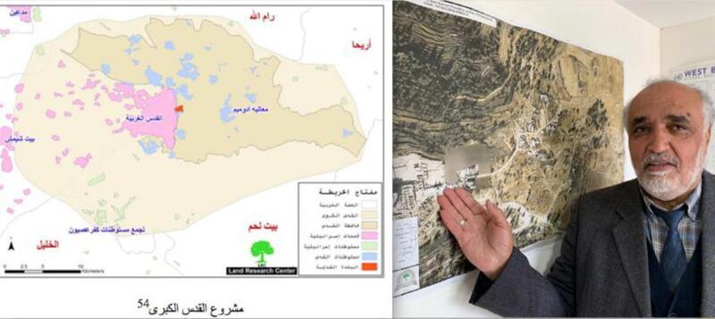 جمال عمرو: مدينة القدس في مرحلة التهويد الأخيرة وبحاجة لخطة إنقاذ وطنية