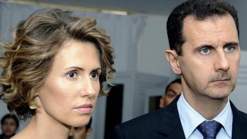 بعد تعافيهم من (كورونا) الرئيس السوري وزوجته يعودان لمزاولة عملهما