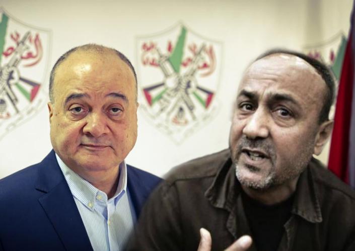 الكشف عن قائمة مروان البرغوثي وناصر القدوة