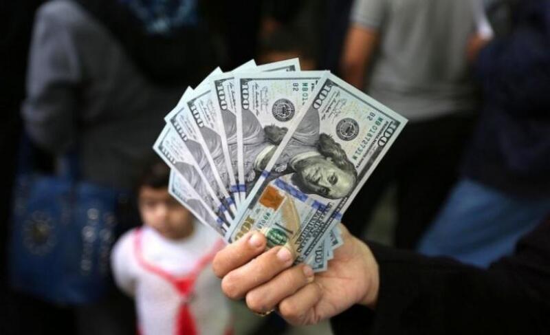 العملات اليوم: استقرار سعر صرف الدولار مقابل الشيكل