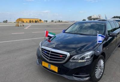 جيروزاليم بوست: إسرائيل تكسر البروتوكول الرئاسي في استقبال أول سفير إماراتي