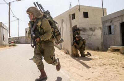 الجيش الإسرائيلي ينهي مناورة تحاكي حربًا مع سوريا ولبنان