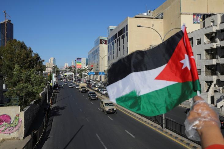 بيان مهم من الجيش الأردني بشأن اعتقالات شخصيات بارزة