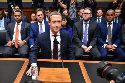 منظمة إسلامية أمريكية تقاضي فيسبوك وزوكربيرغ