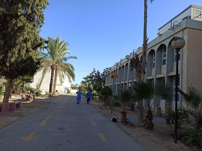 وزارة الصحة تنشر قائمة مستشفيات غزة التي تُوفر خدمة الفحص السريع لفيروس (كورونا)