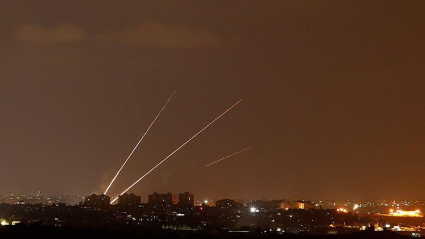 أول تعليق من الجيش الإسرائيلي بعد إطلاق صاروخ من قطاع غزة