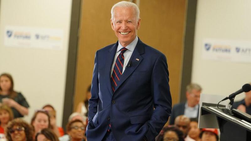 الرئيس الأميركي جو بايدن