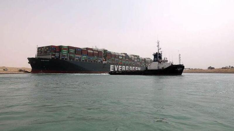 مصر ما تزال تحتجز سفينة