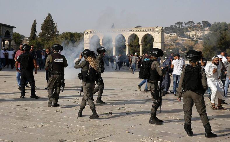 الأردن يدين الاعتداءات الإسرائيلية على المقدسيين