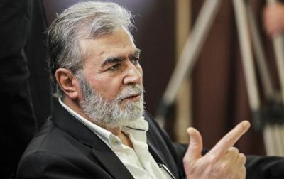 النخالة: الانتخابات مسرحية مضللة والأولوية لمقاومة الاحتلال