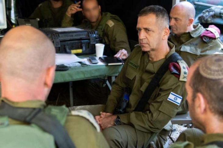 ماذا جاء في اجتماع رئاسة أركان الجيش الإسرائيلي بشأن التصعيد مع غزة؟