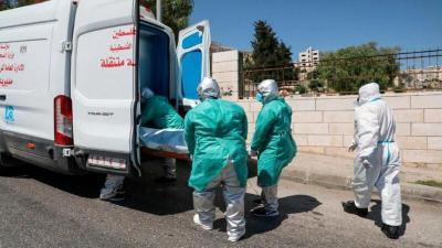 الصحة بغزة : 9 حالات وفاة و795 إصابة جديدة بفيروس كورونا و1335 حالة تعاف