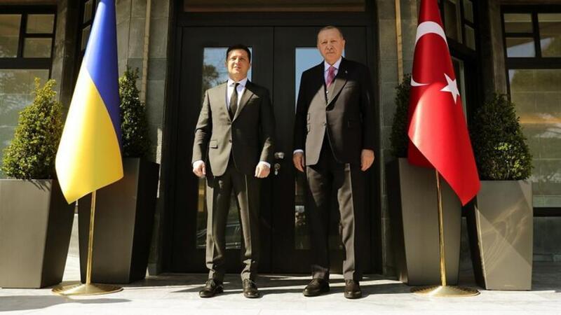 أردوغان: التعاون العسكري بين تركيا وأوكرانيا ليس موجها ضد بلد ثالث