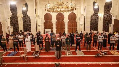 """غزة : الأوقاف تصدر تعليمات جديدة للمصلين لـ """"إبقاء المساجد مفتوحة"""""""