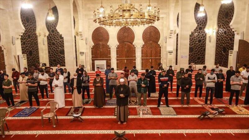 غزة : الأوقاف تصدر تعليمات جديدة للمصلين لـ