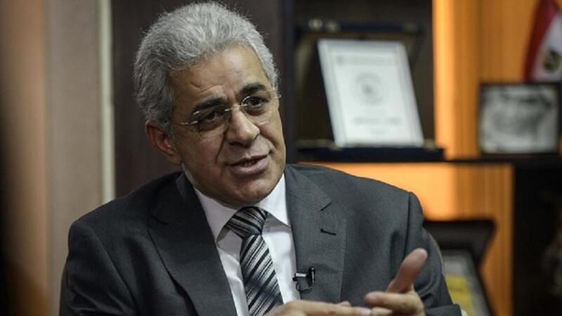 حمدين صباحي للمصريين: