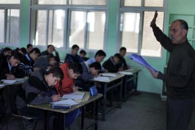 تعليم غزة توضح بشأن مستجدات الفصل الدراسي الحالي وامتحانات الثانوية