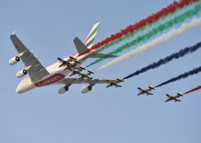 أول تدريب عسكري علني بين الإمارات وإسرائيل