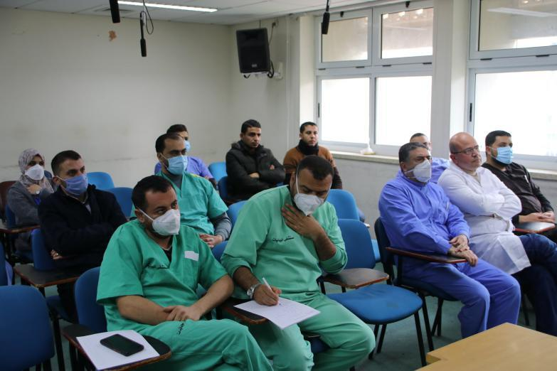 الصحة: اجتماع مهم لخلية الأزمة اليوم في غزة ورفعنا تلك التوصيات