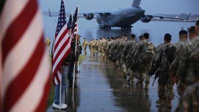 ما مصير القوات الأمريكية في الخليج بعد الانسحاب من أفغانستان؟
