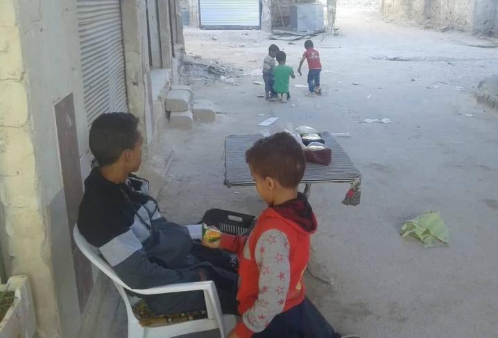مبادرات من مغتربين لدعم الأسر الفقيرة في سوريا