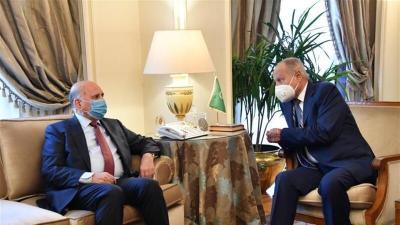 أبو الغيط بحث في العراق علاقاته مع إيران وتركيا وسوريا