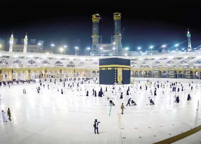 السعودية تكشف تفاصيل جديدة عن موسم العمرة في رمضان 2021