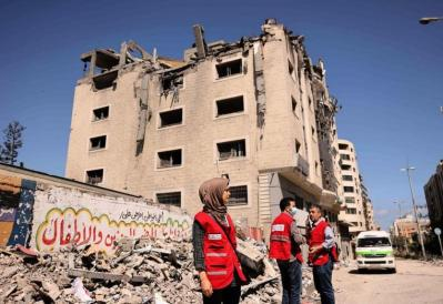 كندا تقدم 25 مليون دولار لمساعدة الفلسطينيين المتضررين من العدوان على غزة