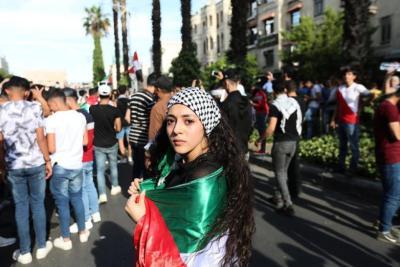"""""""مظاهرة مليونية"""" السبت المقبل في واشنطن للدعوة لــ""""ردع ومعاقبة إسرائيل"""""""