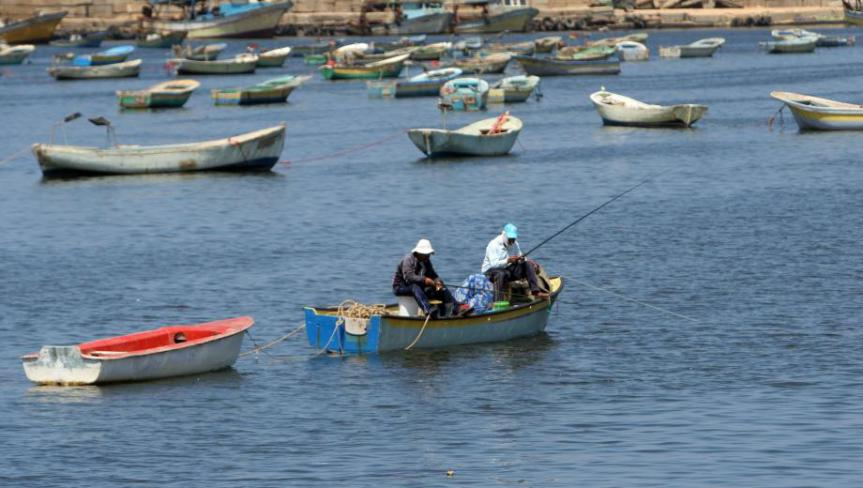 إسرائيل تقرر إغلاق بحر قطاع غزة بشكل كامل