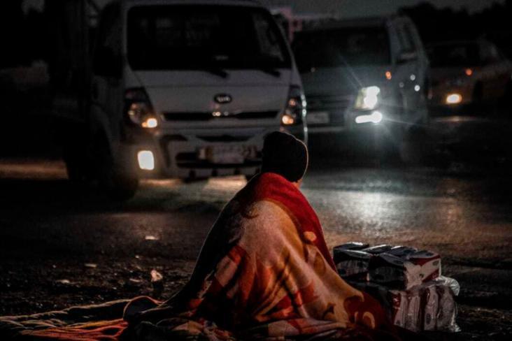 موظف حكومي يقود عصابة تسول في عمان