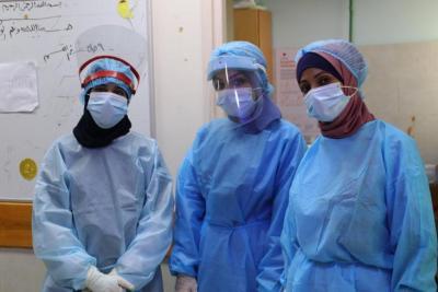 صحة غزة تُعلن حصيلة الإصابات بفيروس (كورونا) اليوم الخميس