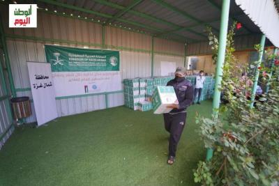 مركز الملك سلمان يواصل توزيع مساعدات غذائية في هذه الدول..