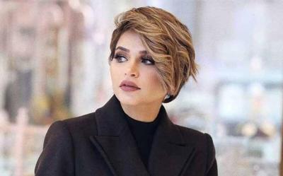 شاهد.. نهى نبيل تبكي بعد عودتها لمنزلها في دبي
