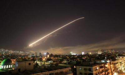 سوريا ...شهيد و6 جرحى في عدوان إسرائيلي